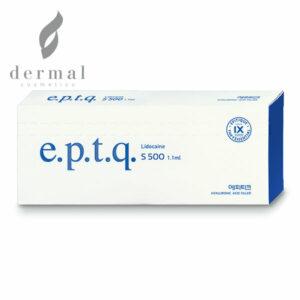 EPTQ S500 Lidocaïne